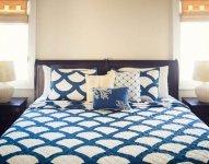 Cottage Oak Room – Bed